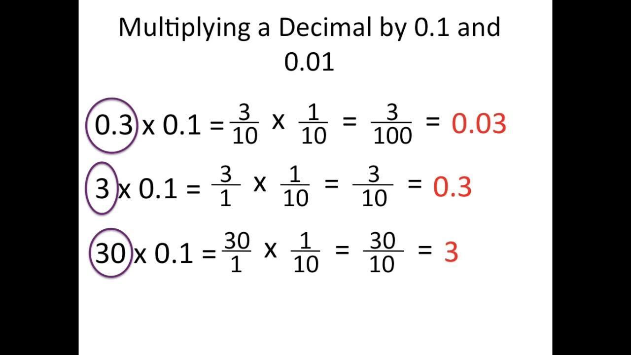 small resolution of Math Worksheets For Grade 6 Decimal - Math Worksheets