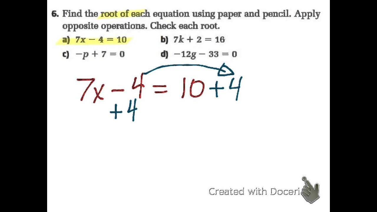 Free Math Worksheets Grade 5 Algebra – Math Worksheets [ 720 x 1280 Pixel ]