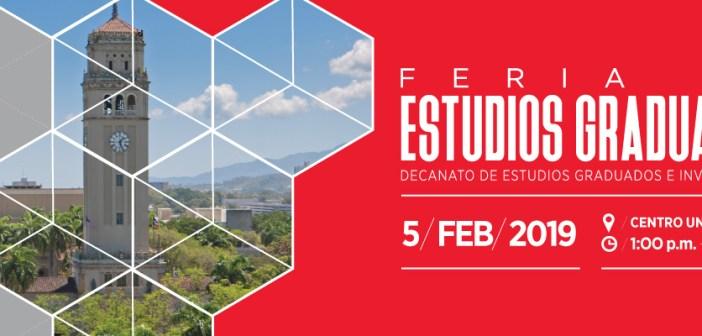 2019 Graduate Studies Fair