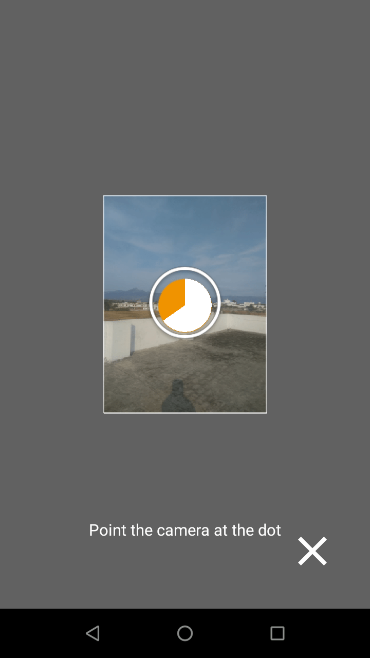 How To Capture 360 degree Pictures In Android Phone