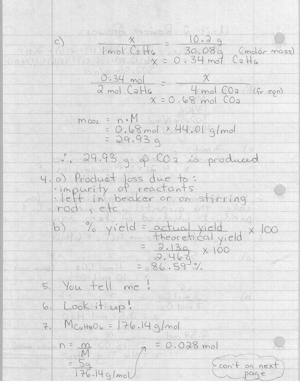 medium resolution of mathball / Grade 12 Chemistry sem 2 09-10