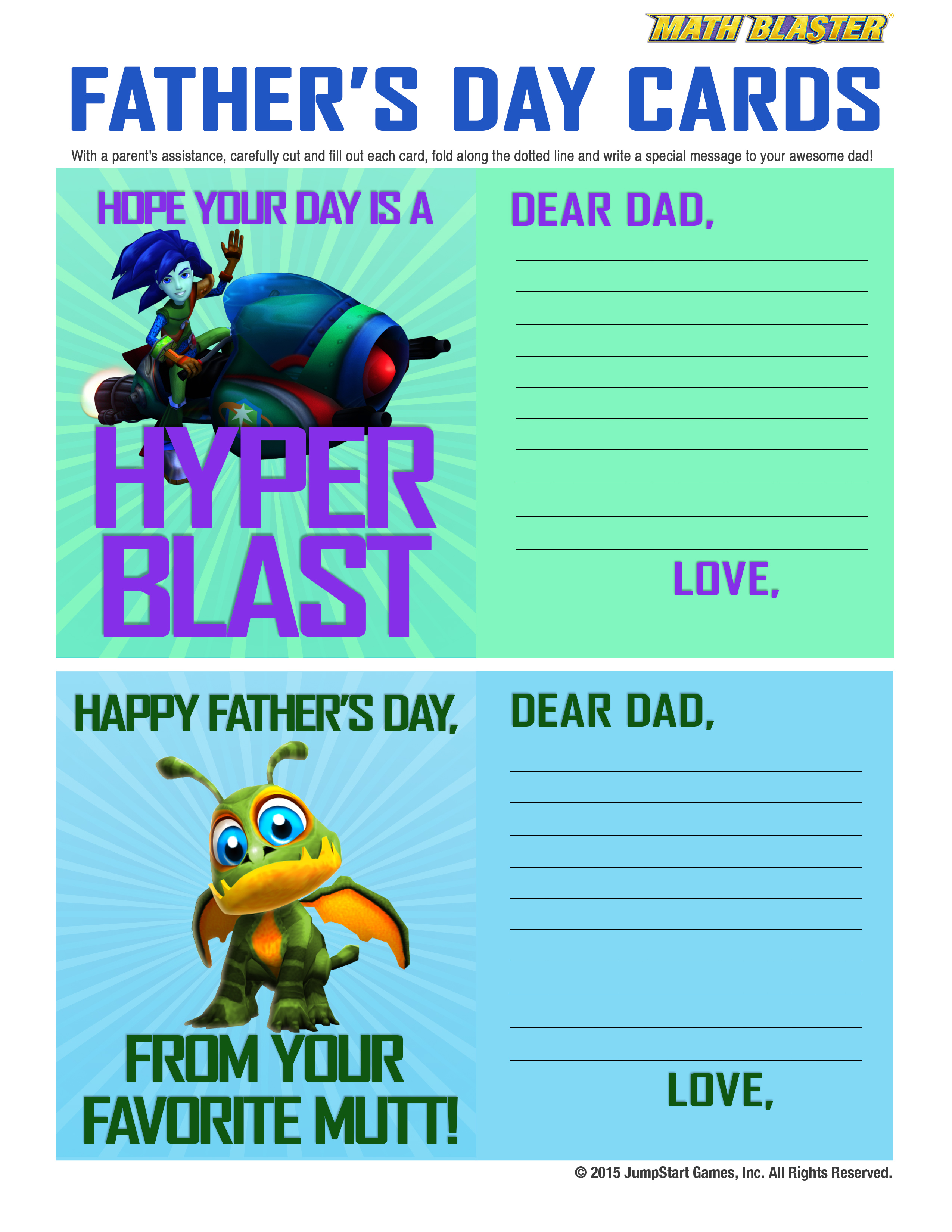Send Dad A Stellar Message With Our Father S Day Cards