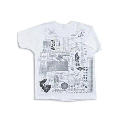 Math Cheat Sheet T-shirt