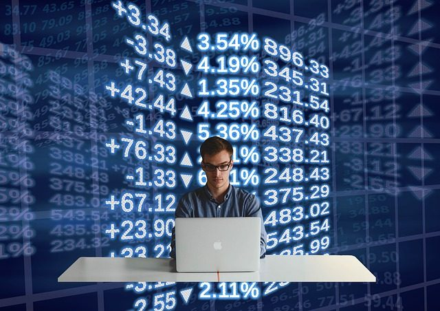 A stock photo of the stock market. :)