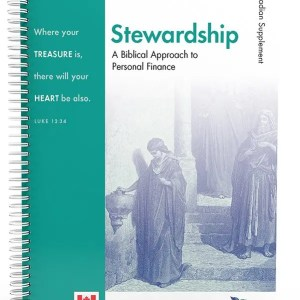 Stewardship – Canadian Supplement E-Book