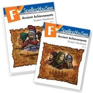F-Ancient Achievements Student Pack