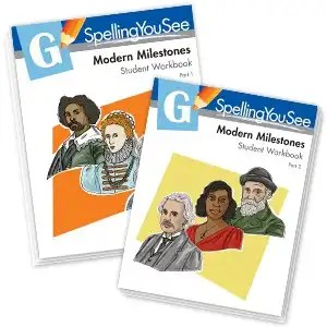 G-Modern Milestones Student Pack