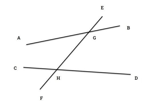 Interior Angle and Exterior Angle