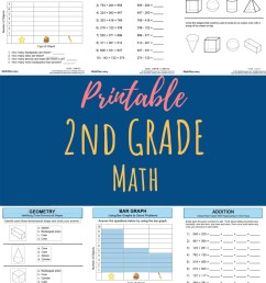 2nd Grade Math   Free Printable Worksheets and Lessons [ 1067 x 800 Pixel ]