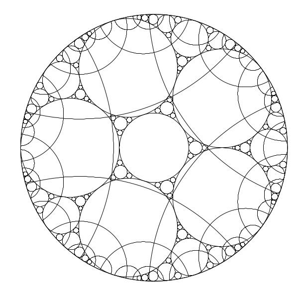 Gasket and tessellation