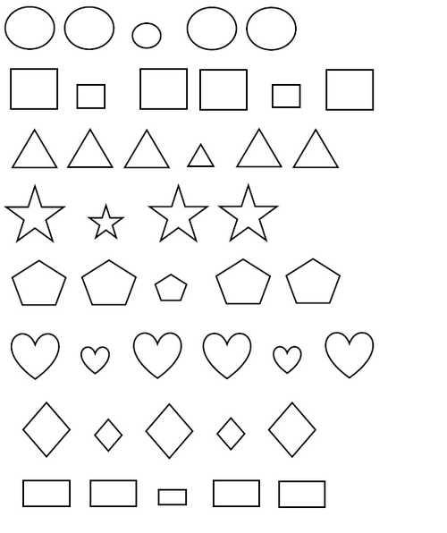Pre-k worksheets: patterns.