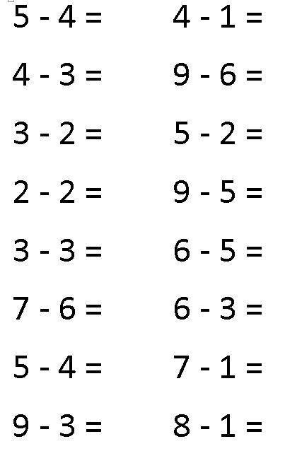 Pre k worksheets: math. Pre kindergarten free math