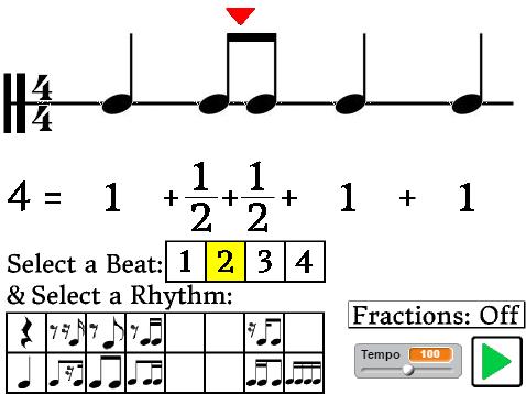Rhythms & Fractions