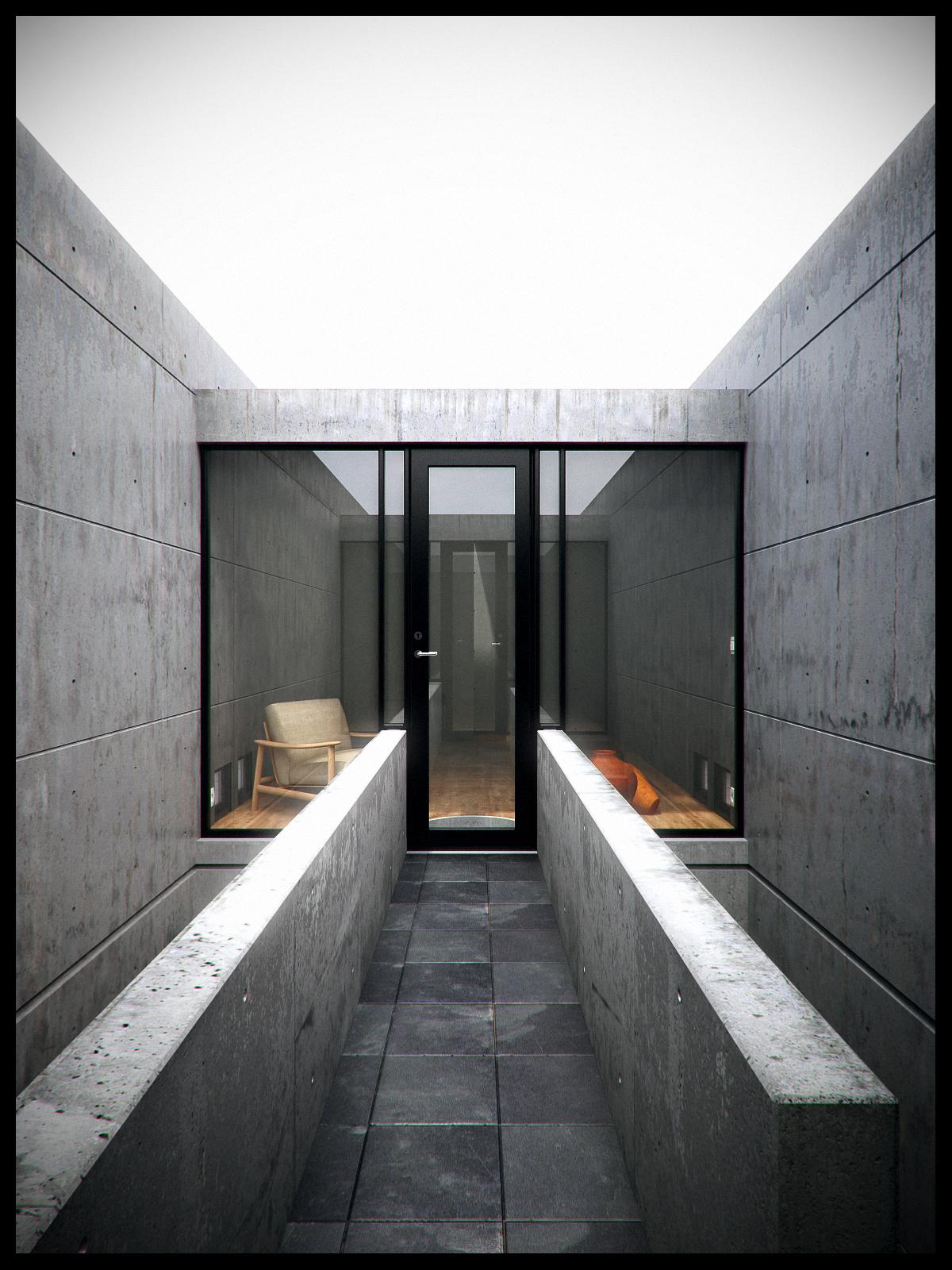 CGarchitect  Professional 3D Architectural Visualization User Community  Azuma House