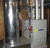 high efficiency warm air gas furnaces, Carrier and ...