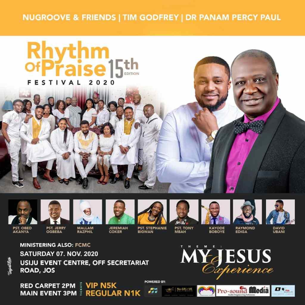 Rhythm OF Praise Festival 2020