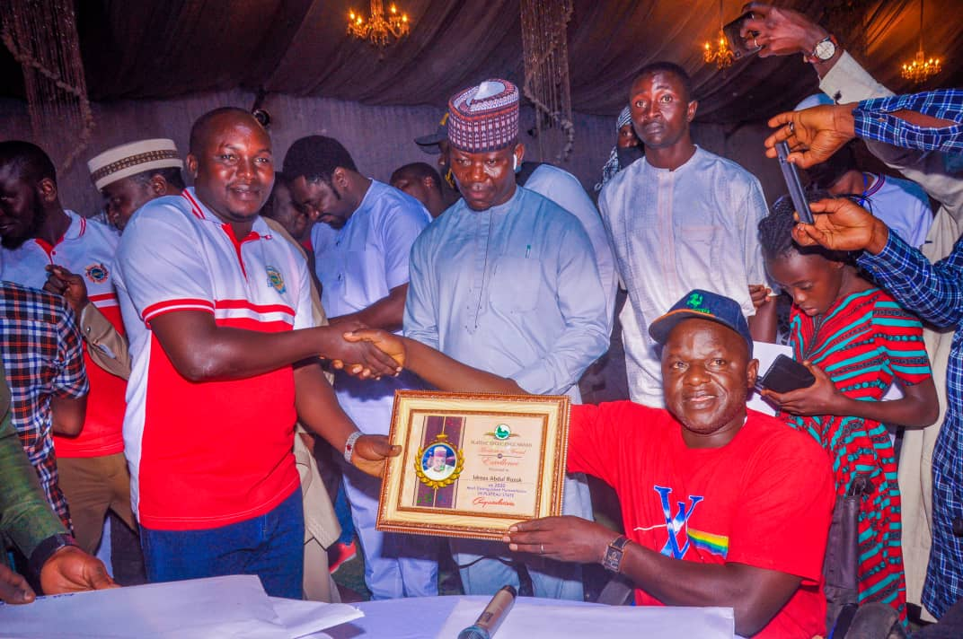 Plateau Excellence Award Bello Lukman's Book launch (17)