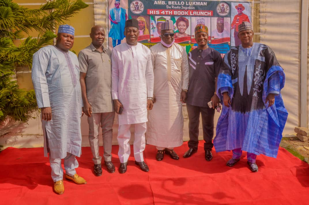 Plateau Excellence Award Bello Lukman's Book launch (6)