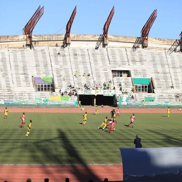 Plateau United slip at home against visiting Simba SC of Tanzania in CAF Champions League Prelim (6)