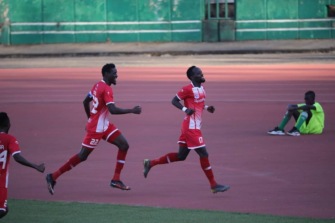 Plateau United slip at home against visiting Simba SC of Tanzania in CAF Champions League Prelim (9)