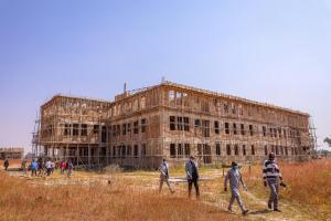 Another Facility under Construction at the Plateau State University Bokkos