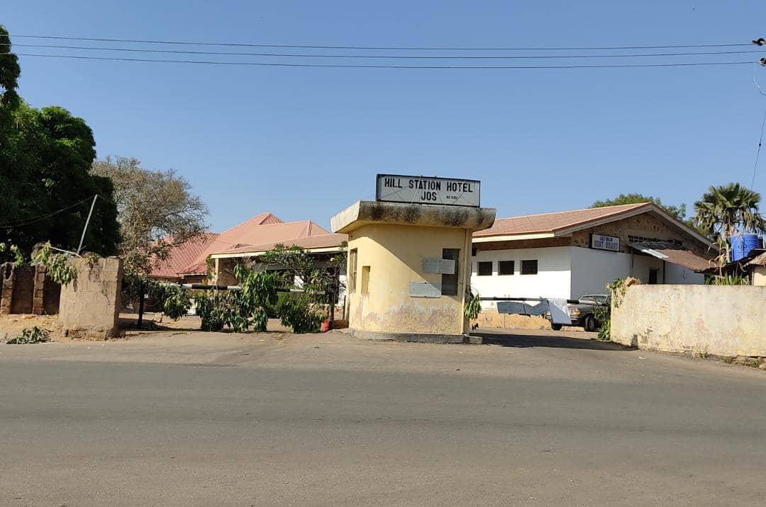 hill Station Hotel Jos Plateau