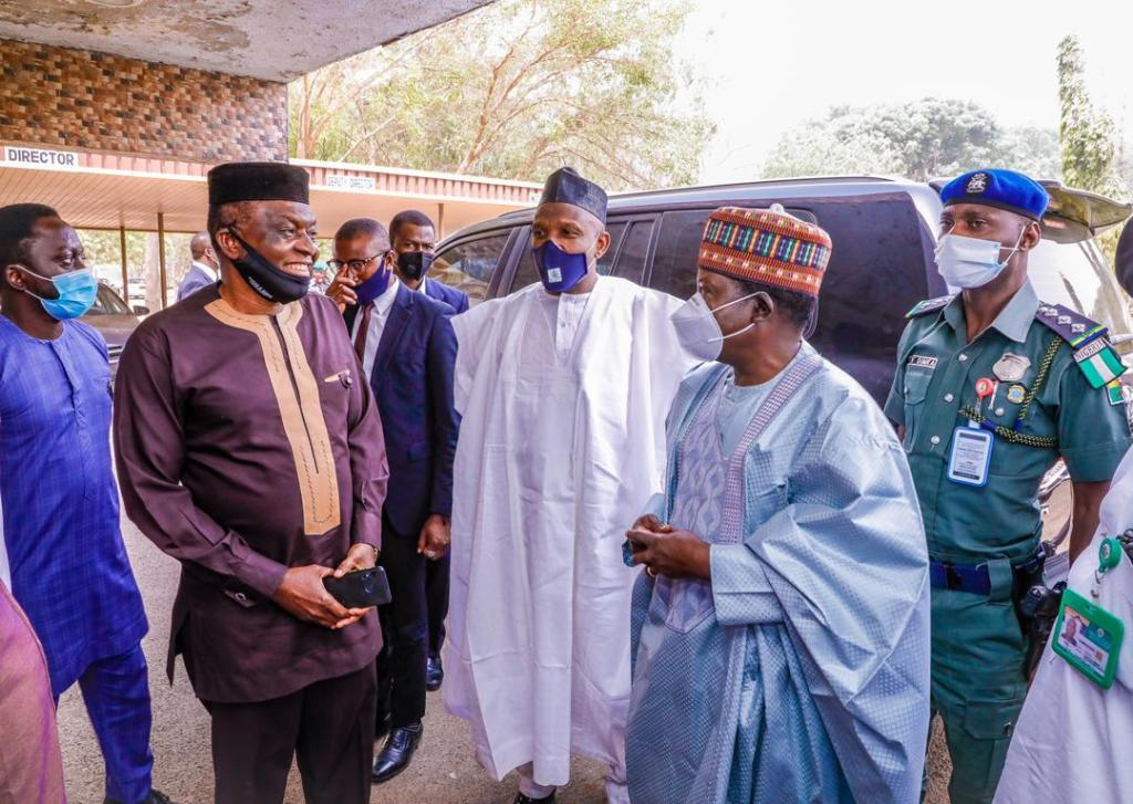 Governor Lalong Visits Abu, Kadpoly, Says Education And Agriculture, The Path To Emancipating The North (4)