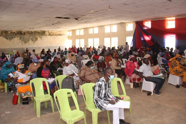 IGSR Organises Basic Business Training for 120Participants in Plateau (13)