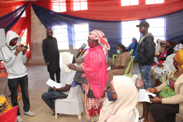 IGSR Organises Basic Business Training for 120Participants in Plateau (14)