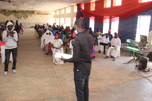 IGSR Organises Basic Business Training for 120Participants in Plateau (16)