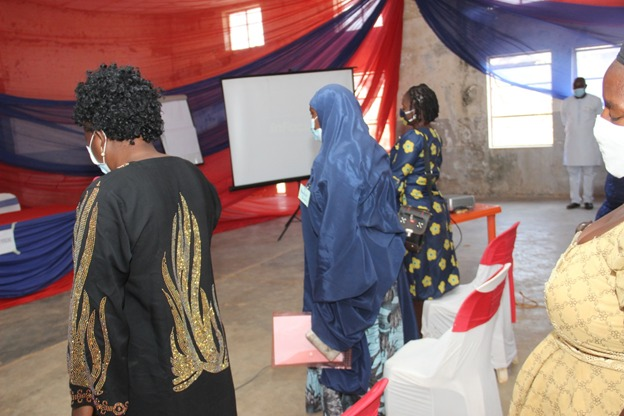IGSR Organises Basic Business Training for 120Participants in Plateau (2)