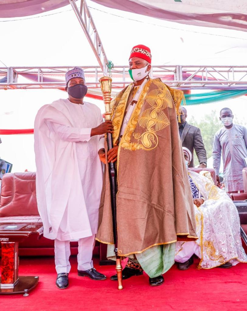GOVERNOR LALONG INSTALLS 2 TRADITIONAL RULERS IN WASE (5)