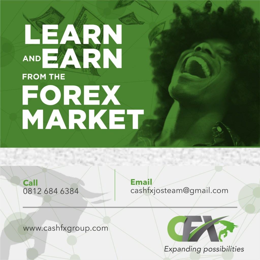 Improve Your Life! Learn and Earn With CashFX 1