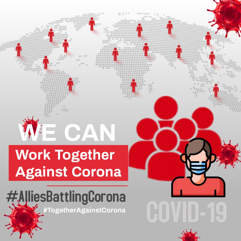 Together Against Corona Campaign