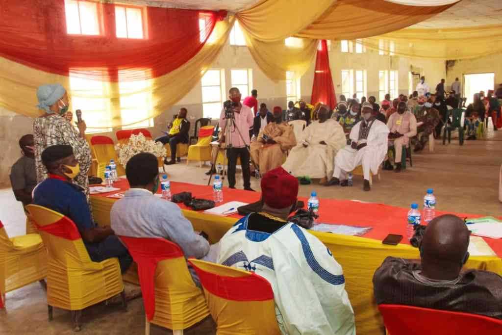 Farmer-Herder Clashes IGSR holds community Dialogue with stakeholders in Plateau 3