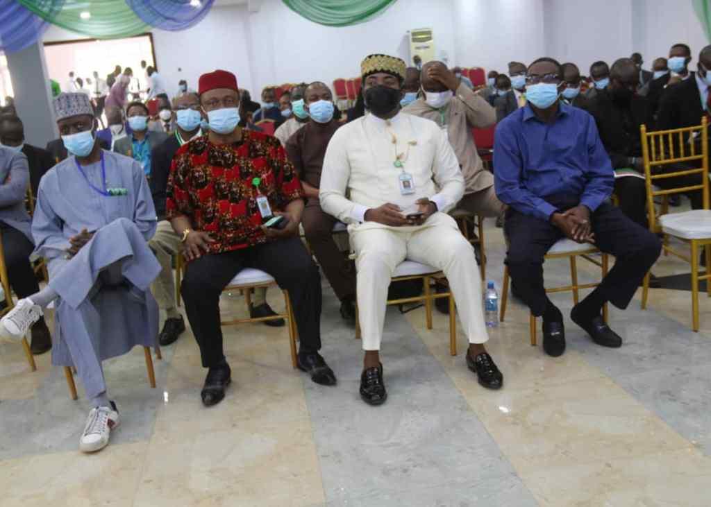 Medical & Dental Consultants Association of Nigeria MDCAN meet in Jos Plateau 1