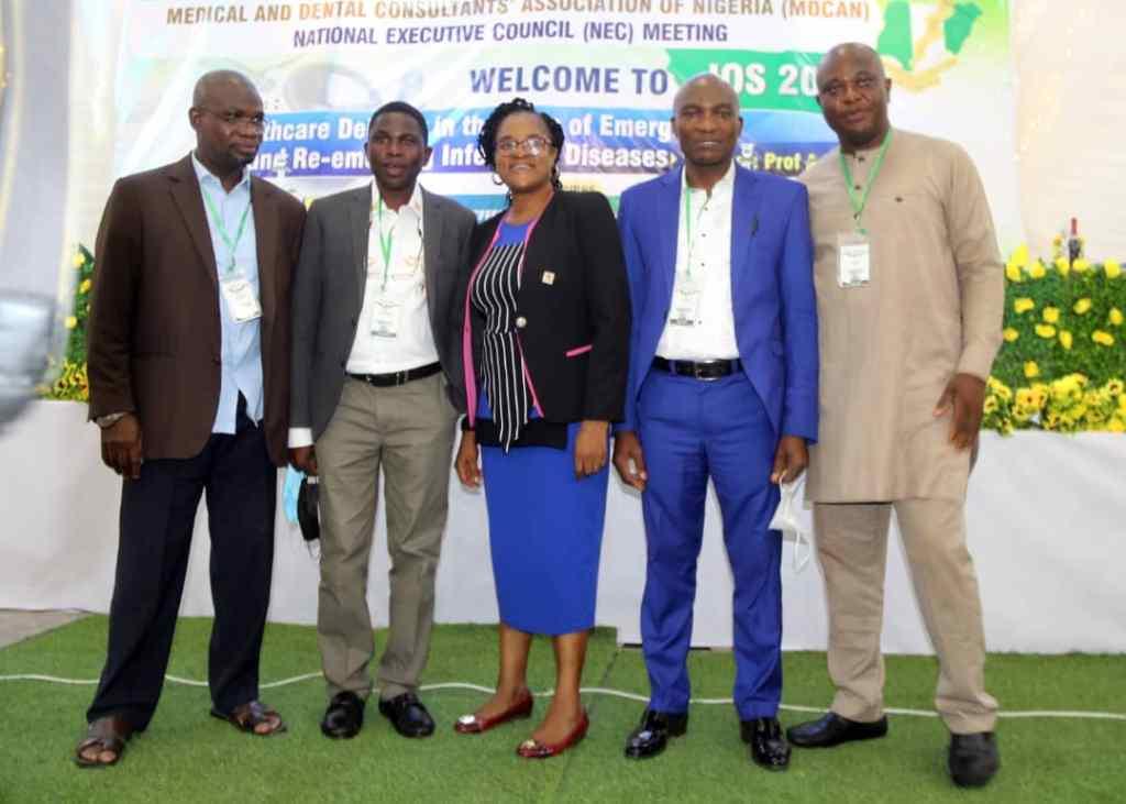 Medical & Dental Consultants Association of Nigeria MDCAN meet in Jos Plateau 6