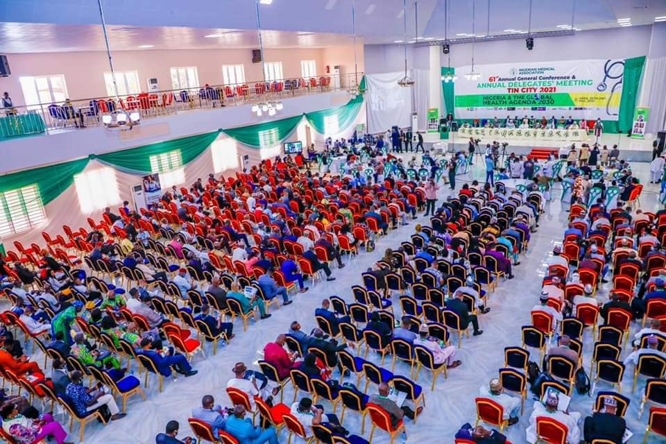 NMA Conference in Plateau state 2021 (6)