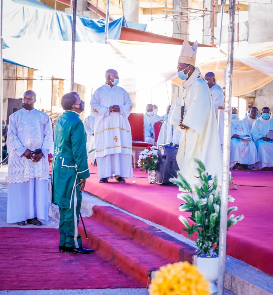 New Catholic Archbishop installed in Jos