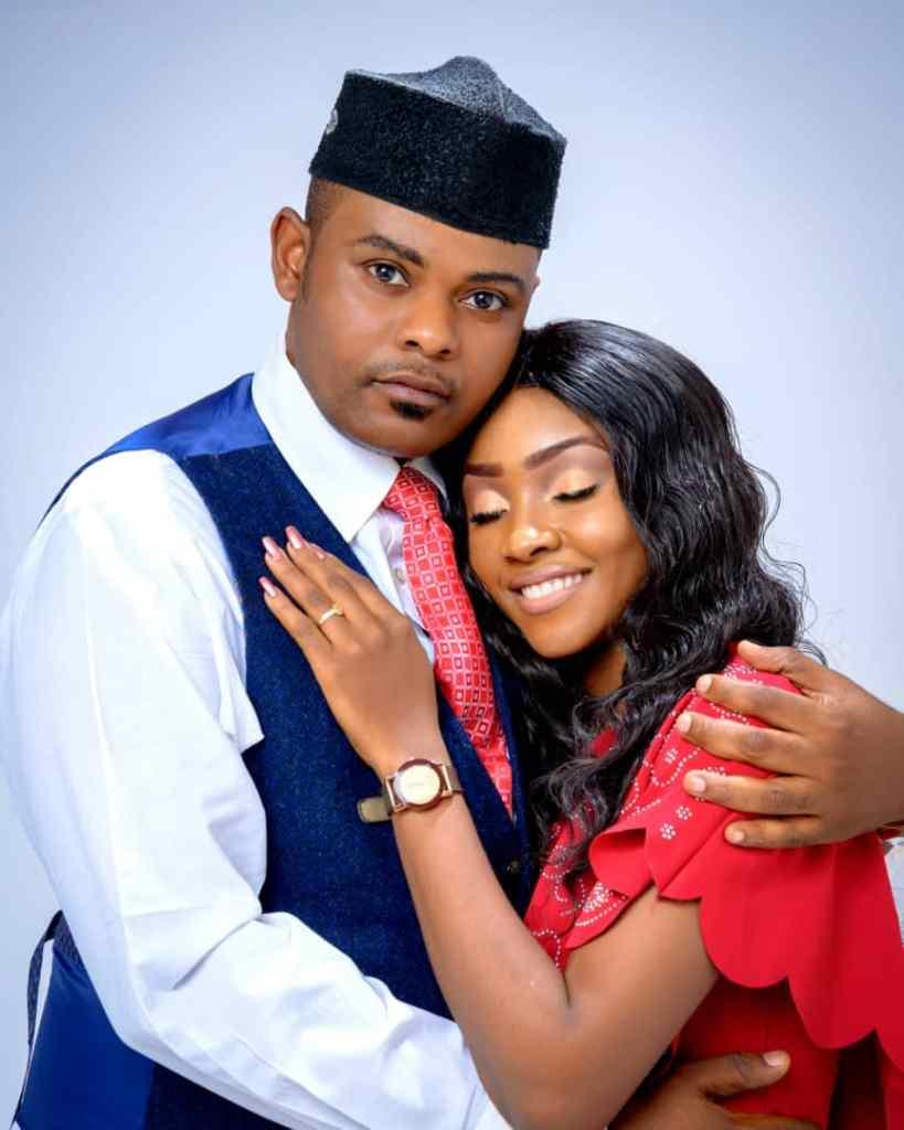 Prewedding photos of Who is Who Media boss Daniel Okpanachi 2