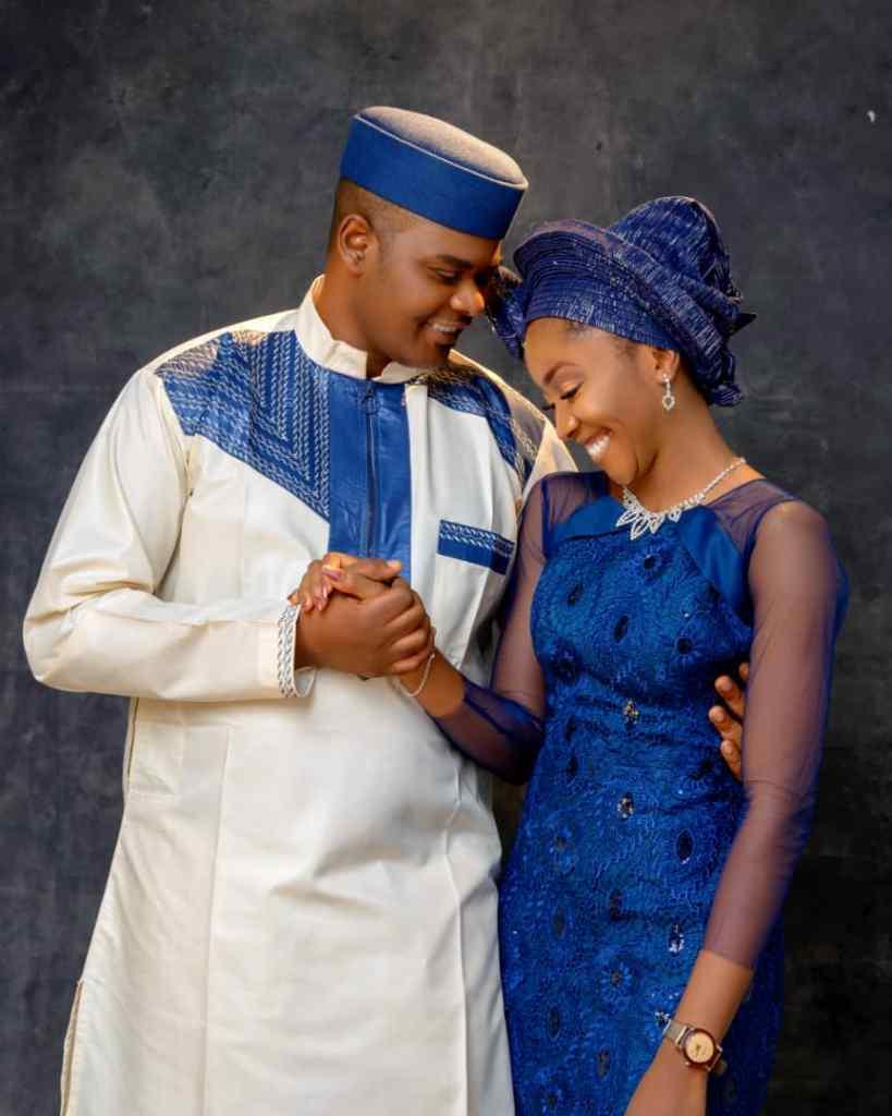 Prewedding photos of Who is Who Media boss Daniel Okpanachi