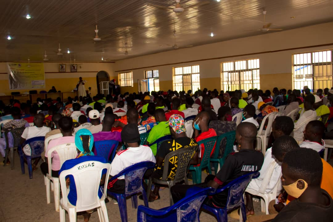 500 Youth from Plateau Central Senatorial Zone Trained by IGSR on Prevention of Violent Extremism 1