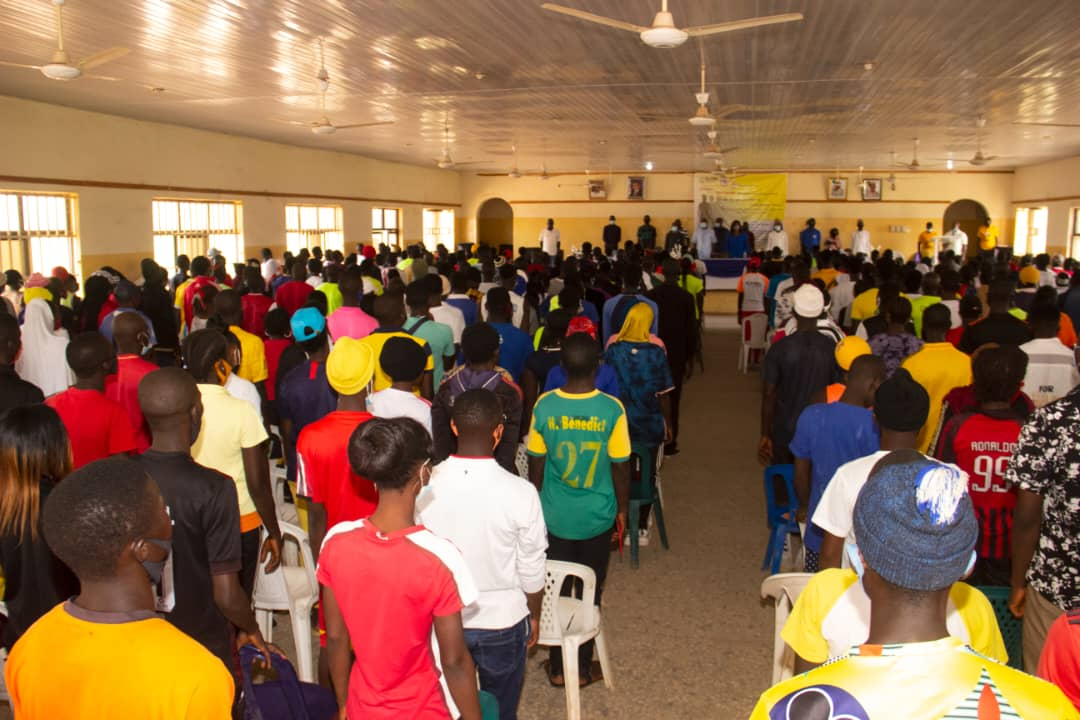 500 Youth from Plateau Central Senatorial Zone Trained by IGSR on Prevention of Violent Extremism 10