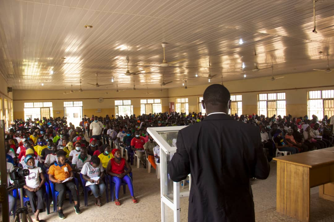 500 Youth from Plateau Central Senatorial Zone Trained by IGSR on Prevention of Violent Extremism