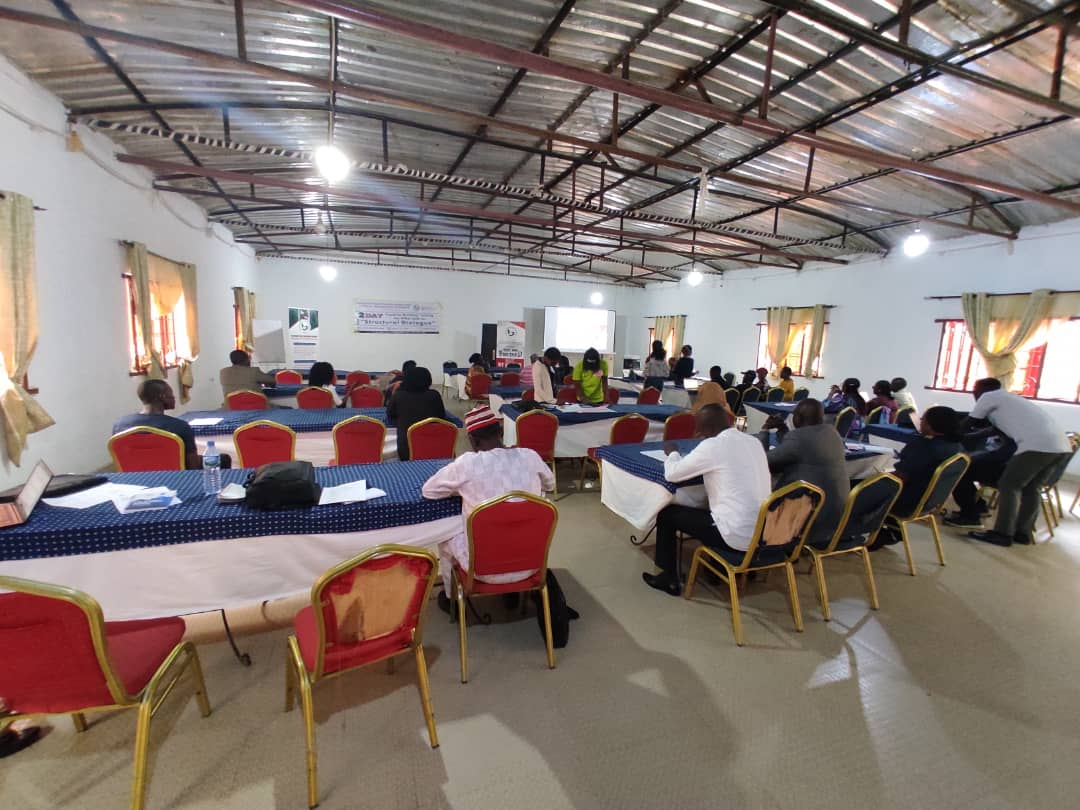 Plateau Peace Building Agency holds capacity building training for staff on structural dialogue 2