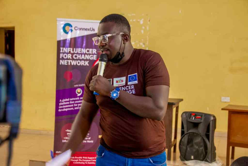 Influencers For Change ConnexUs with matthew tegha (4)