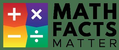 Math Facts Matter Logo