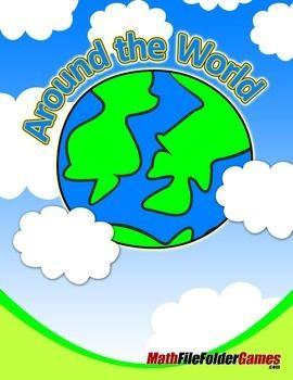 Around the World Math Game[1]