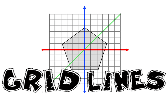 Grid Lines Logo