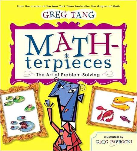 Math-terpieces, Greg Tang